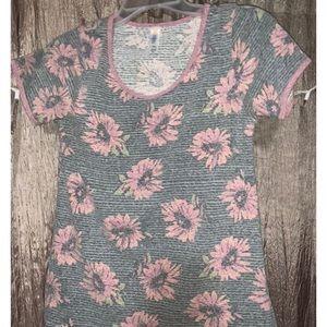 LuLaRoe Patterned Shirt